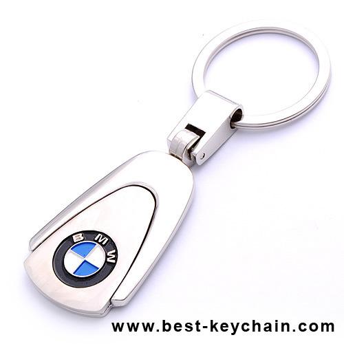promotion metal bmw car logo keychain manufactory china supplier