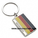 souvenir germany flag metal key chain