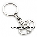 promotion metal toyota auto car key chain