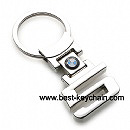 custom design bmw5 metal keyring