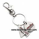 metal custom design promotion key ring