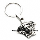 promotion metal 3d keychain