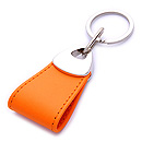 NOVELTY LEATHER KEY CHAIN PROMOTION