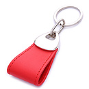 PROMOTION PU LEATHER KEYCHAIN