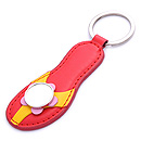 CLIENT SHOE LEATHER KEYCHAINS FOR PROMOTION