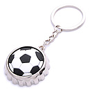 Brazil promotion keychain metal football key chain